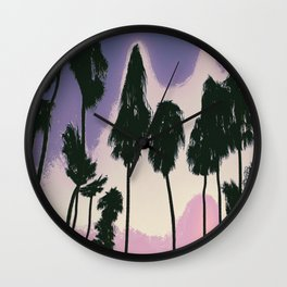 South of Nowhere Wall Clock