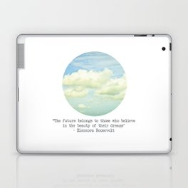 The beauty of the dreams Laptop & iPad Skin