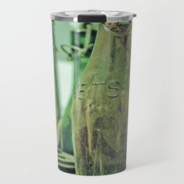 Old Bottles Travel Mug