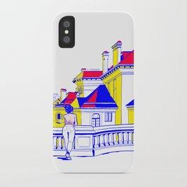 Romania iPhone Case
