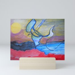 Soaring Mini Art Print
