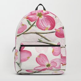 Pink Dogwood Backpack