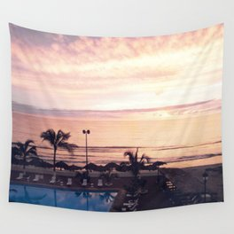 ~ Vintage ~ Resort Vibes Wall Tapestry