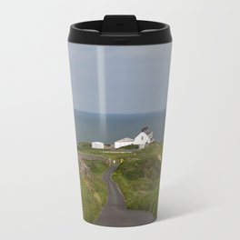 The lighthouse Travel Mug