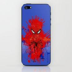 The Amazing Spiderman iPhone & iPod Skin