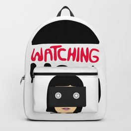 watching you Backpack
