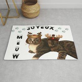 Joyeux Meow Rug