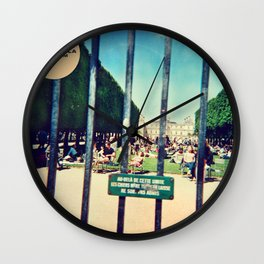 Tame Impala - Lonerism Wall Clock