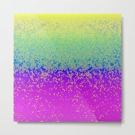 Glitter Star Dust G289 Metal Print