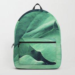 Lotus leaves Backpack