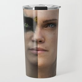Two Bodies, One Soul Travel Mug