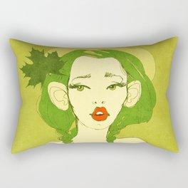 selfie girl_10 Rectangular Pillow