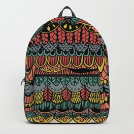 Ink Pattern no.1 Backpack