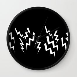 13 Bolts Wall Clock