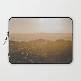 Golden Hour - Los Angeles, California Laptop Sleeve