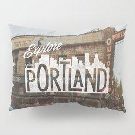 Explore Portland Pillow Sham
