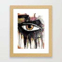 War Paint 1 Framed Art Print