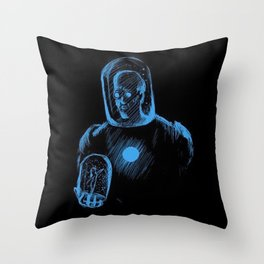 Super Hero 10 Throw Pillow