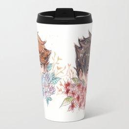 Oikawa // Kuroo Travel Mug