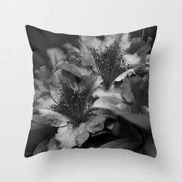 Savoring Every Moment II Throw Pillow