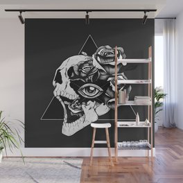 of Death & Love Wall Mural