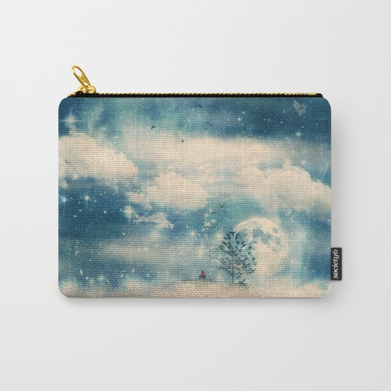I know a place... Carry-All Pouch