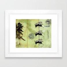 Flypaper Framed Art Print