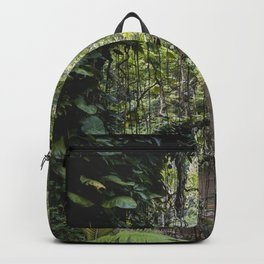 Hidden Jungle River Backpack