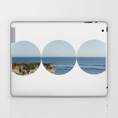 ROUND OCEAN Laptop & iPad Skin