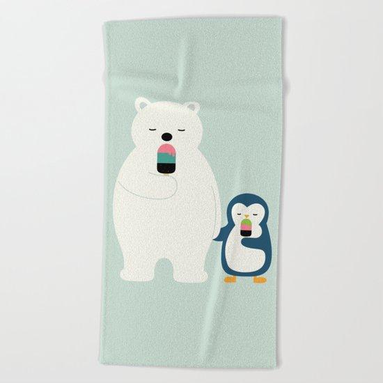 Stay Cool Beach Towel