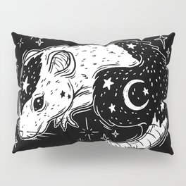 the Witch's Companion Pillow Sham