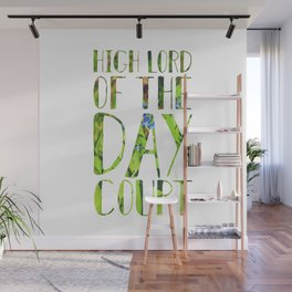 High Lord of the Day Court Wall Mural