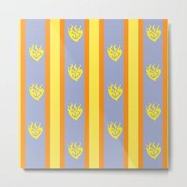 Yang Xiao Long Metal Print