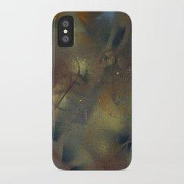 Uji Studies in Being-Time #3 iPhone Case