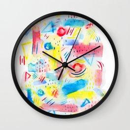 Rental Wall Clock