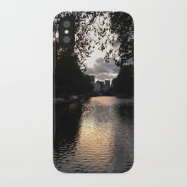 London, Little Venice iPhone Case