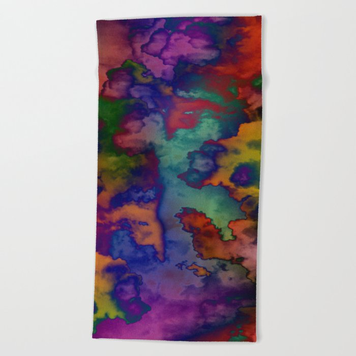 RENAISSANCE Beach Towel