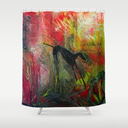 Greyhounds Shower Curtain