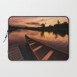 Mersey River Glow Laptop Sleeve