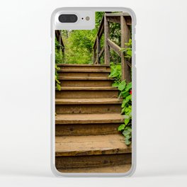 Step Up Clear iPhone Case