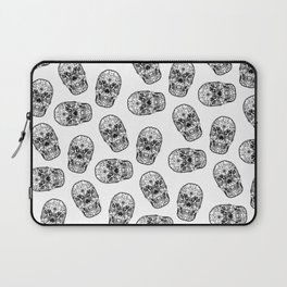 Skull - Día de Muertos / Day of the Dead Laptop Sleeve