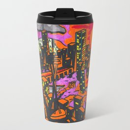 Space Needle Seattle Travel Mug