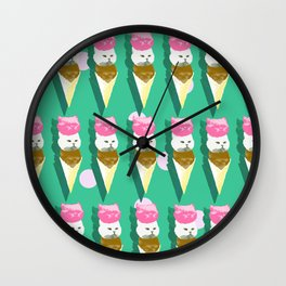 Neopawlitan Wall Clock