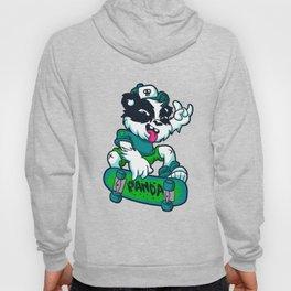 Skater panda Hoody