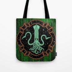 Squids in Space! Tote Bag