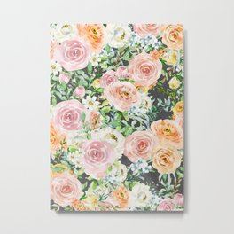 Blooming Touches Metal Print