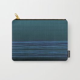 Horizon (blue) Carry-All Pouch