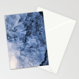 Agate Blue Stationery Cards