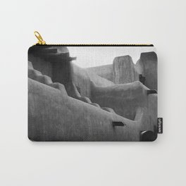 Adobe Lines Carry-All Pouch