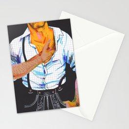 Pappkameraden: Anton Stationery Cards